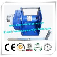Buy cheap 3 tons Manual Trolley Electric Hoist Crane Wind Tower Production Line from wholesalers
