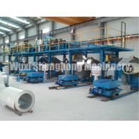 Best 1000mm - 1250mm Sandwich Panel Production Line PLC System wholesale