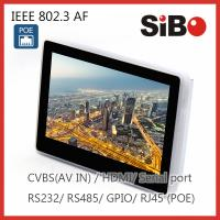 China 7 IPS Wall Mount Android Tablet PC With Arduino Nano IC Controller on sale
