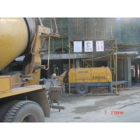 Best Motor Power Stationary Concrete Pump Electric - Hydraulic Type HBT60.16.110S wholesale