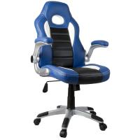 Best PU Leather Material Adjustable Office Chair With Wheels Various Color wholesale