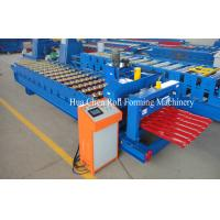 Best Great Building Material Aluminum Roof Glazed Tile Roll Forming Machine wholesale