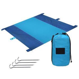Best 610g 3 Layers Ripstop Nylon Portable Picnic Blanket wholesale