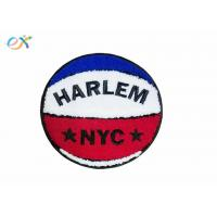 Best Vintage Basketball Shirt Custom Chenille Patches Extra Large Standard Size wholesale