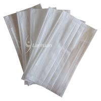 Best Pure White Head Hanging Nonwoven Face Mask wholesale