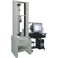 Buy cheap Laboratory Textile Tensile Testing Equipment Universal Strength Testing Machine UTM from wholesalers