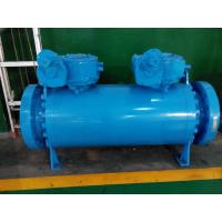 10'' A105 Double Block and Bleed Ball Valve Flange Ends ( DBB Ball Valve)