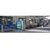 Double screw PS Foam Sheet Extrusion Line , Foam Board Production Line