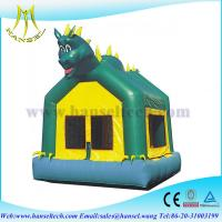 China Hansel bouncy castles commercial/inflatable house//jumping castle for toddlers on sale