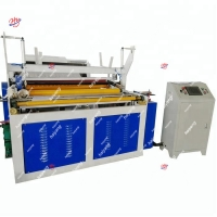 China 3 Ply 240 Meter/Min 3200mm Paper Rewinding Machine on sale