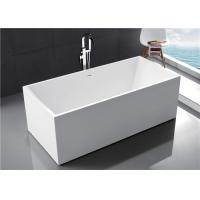 Best Multi Coloured Acrylic Free Standing Bathtub With Optimal Interior Space wholesale