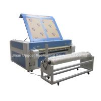 Best Double Heads 1600*1000mm Co2 Fabric Laser Cutting Machine wholesale