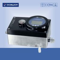 Quality SS304 / 316 Pneumatic Valve Positioner 0/4-20mA, 0-5/10V Position Feedback Output wholesale