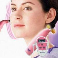 Buy cheap Six-program Facial Exercise Device with LCD Display, Promotes Blood Circulation from wholesalers