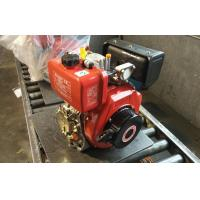 Best High Efficient Single Cylinder Air Cooled Diesel Engine For Boats /  Water Pumping wholesale