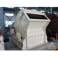 Buy cheap excellent performance impact crushing machine impact crusher crushing machinery from wholesalers