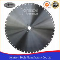 "Cheap 36"" Diamond Wall Saw Blades for Heavy Reinforced Concrete / Bridge Deck Cutting for sale"