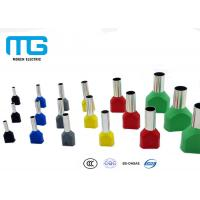 Best Europe Standard Insulated Wire Terminals Connectors , Insulated Cord End Terminal wholesale