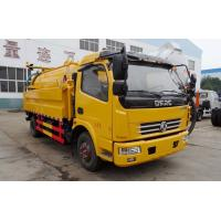 Best Dongfeng 2cbm Sewage Water Tank High Pressure Washing And Cleaning wholesale