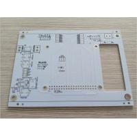 "Best White Soldmask Electronic Printed Circuit Board 2oz Copper HASL Lead Free 0.063"" Thickness wholesale"