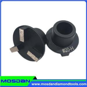 Best 3 inch 3 Bars Grinding Plugs wholesale