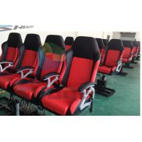 Best Attractive 4D Cinema System with Pneumatic / Hydraulic / Electric Motion Chairs wholesale