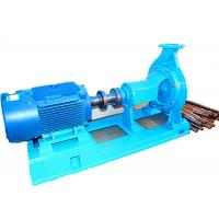 Quality 980 r / min 1450 r / min Single Stage Centrifugal Pump With Double Suctions Impeller wholesale