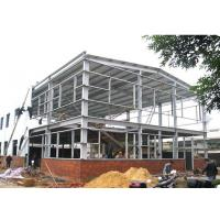 Quality Customized Prefab Steel Frame Industrial Buildings Easy Erection For Warehouse wholesale