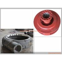 Best Centrifugual Slurry Pump Spare Parts For Mining / Sand Dredging / Slurry Suction wholesale