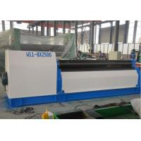 Best Sheet Mechanical Plate Rolling Machine / 3 Roll Bending Machine For Sale wholesale