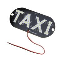 Best SMD 3528 LED Lighting PCB Board 5W 6000K For Vehicle Light Taxi Logo Sign Mark wholesale