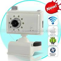 Buy cheap WiFi Baby Monitor for iPhone/iPad/Android Phone/Tablet - IP Camera, Wireless from wholesalers