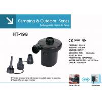 Best HT-198 Rechargeable Electric Air Pump In Camping & outdoor wholesale