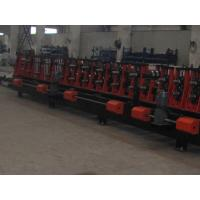 Best High Strength Steel Plate C Z Purlin Roll Forming Machine Auto Changeable wholesale