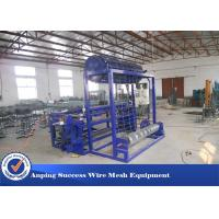 Best Hinge Joint Knot Weaving Grassland Fence Machine 45 Row / Min Efficiency  wholesale