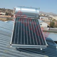 Best Compact Pressure Anode Oxidation Solar Panel Hot Water System For Heating Water wholesale