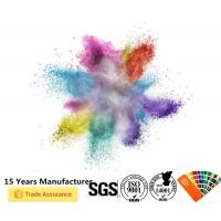 Best Pure Outdoor Powder Coating SGS Certification Excellent Corrosion Protection wholesale