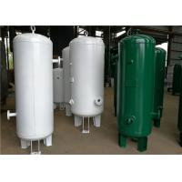 Best Custom Vertical Air Receiver Tank , Air Compressor Reserve Tank Pressure Vessel wholesale