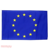 Best Fade Resistant EU Rectangle Banner Flags For Outdoor wholesale