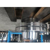 Best EN1092-1 Type 01 and 34 stainless steel 316L loose flange with plain collar wholesale