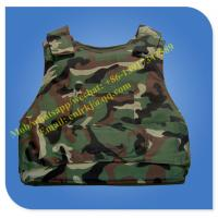 China camo military tactical vest kevlar clothing on sale