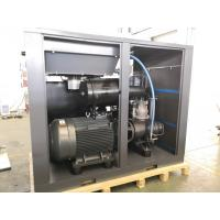 China Industrial Rotary Screw Type Air Compressor / Inverter Motor Rotary Screw Compressor on sale