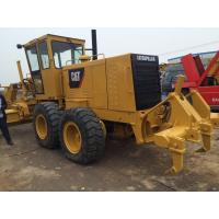 Best Road Construction Used Motor Grader , Cat 140h Motor Grader 14' Moldboard wholesale