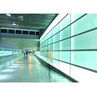 Quality Building Skylight Clear Laminated Safety Glass 3mm to 19mm , Tinted Tempered Glass Walls wholesale