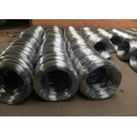 Best 20-60g/M2 Zinc Rate Hot Dip Galvanised Wire For Mesh , 0.3-4mm Wire Gauge wholesale