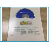 Best Microsoft Windows Softwares Server 2016 Standard 64bit DVD with 5 User CALs and 16 cores OEM Pack wholesale