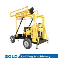 Best Truck Type Hydraulic Feeding High Speed Core Drilling Rig wholesale