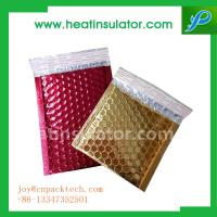 Best Colorful Heat Insulation Cold pack foil bubble fresh keeping mailing bag wholesale