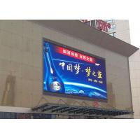 Best P6.25 Cost Effective High Resolution Price Competetive Outdoor Fixed LED Display wholesale