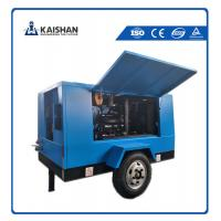 Cheap LGCY-12/10 Kaishan air compressor/Portable diesel screw air compressor for sale